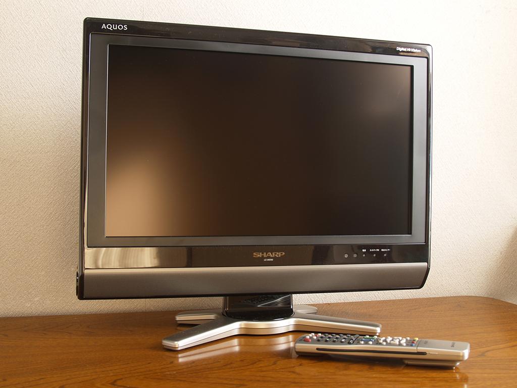 液晶テレビ回収・処分